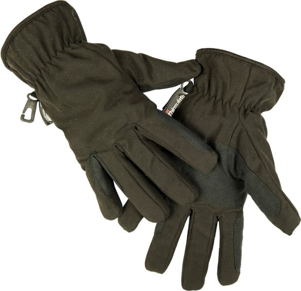 Jazdecké rukavice zimné s Thinsulate výplňou