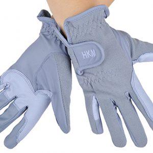 jazdecké rukavice SE, HKM