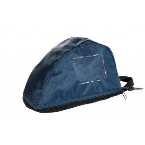 Ochranný obal pre jazdeckú prilbu