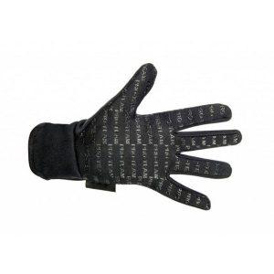 Jazdecké rukavice flaušové Pro-Team, HKM