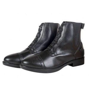 Jazdecké šnúrovacie topánky Sheffield Style
