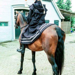 Jazdecký dlhý kabát Seattle HKM