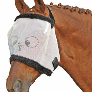 Maska proti hmyzu s barančekovým lemom, FUNNY