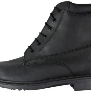 Jazdecké kožené topánky zimné Kentaur