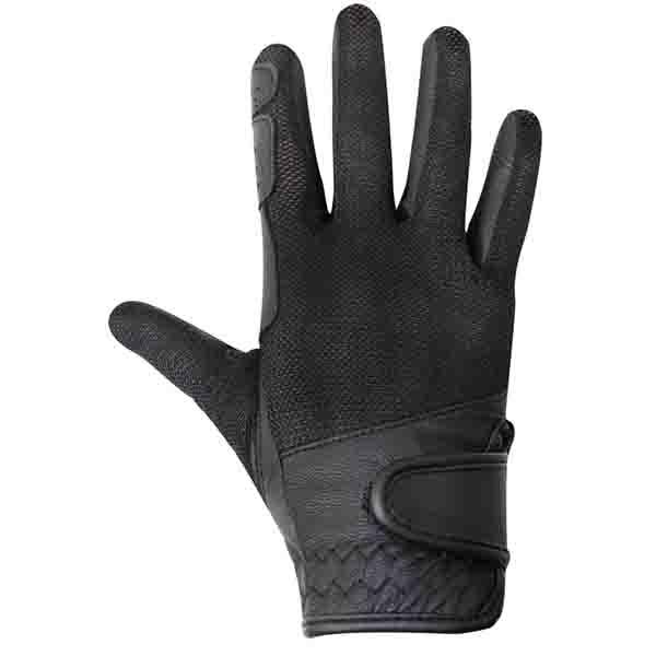 jazdecké rukavice kožené letné