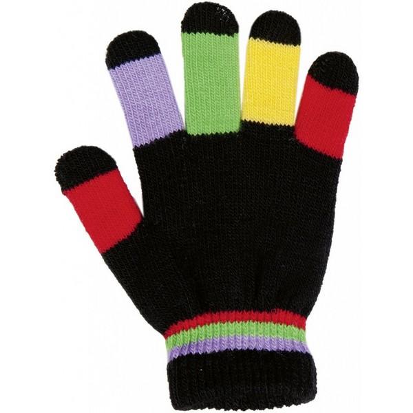 Detské jazdecké protišmykové rukavice MAGIC KIDS